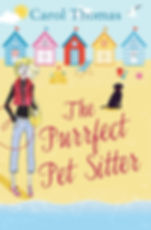 The Purrfect Pet Sitter Cover