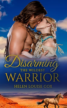 Disarming The Wildest Warrior Cover