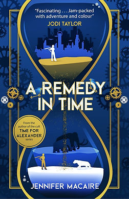 A Remedy in Time Cover