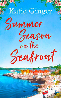 Summer Season on the Seafront Cover