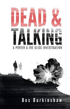 Dead & Talking Cover