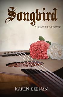 Songbird: A Novel of the Tudor Court Cover