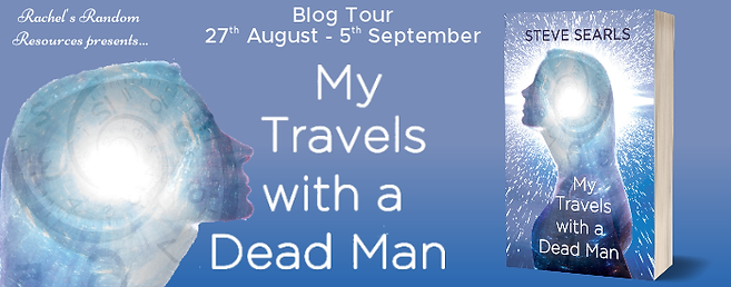 My Travels With a Dead Man Banner