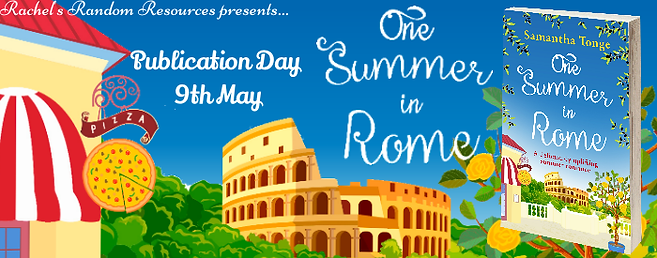 One Summer In Rome Banner