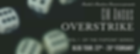Fixpoint volume 1 : Overstrike Banner
