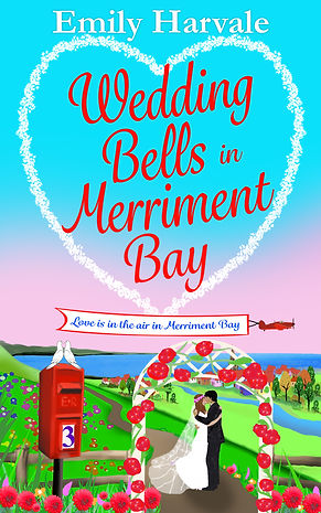 Wedding Bells in Merriment Bay Cover
