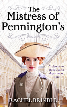 The Mistress of Pennington's Cover