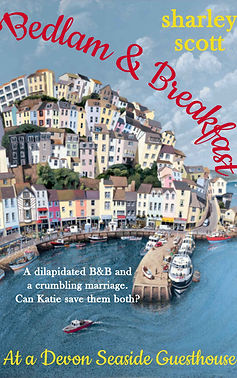 Bedlam & Breakfast at a Devon Seaside Guesthouse Cover