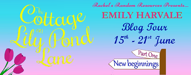 The Cotage on Lily Pond Lane Part 1 Banner
