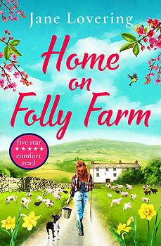 Home On Folly Farm Cover