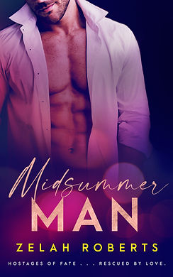 Midsummer Man Cover
