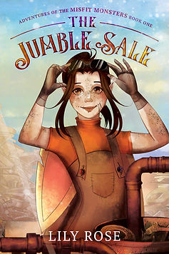 The Jumble Sale Cover