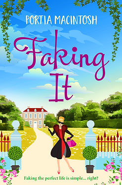 Faking It Cover