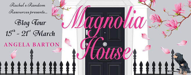 Magnolia House Banner
