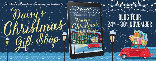 Daisy's Christmas Gift Shop Banner