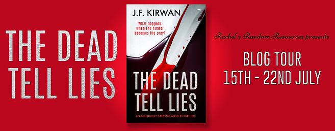 The Dead Tell Lies Banner