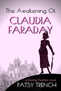 The Awakening Of Claudia Faraday Cover