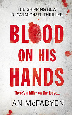 Blood On His Hands Cover
