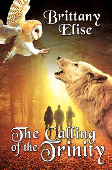 The Calling of the Trinity Cover