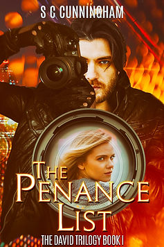 The Penance List Cover