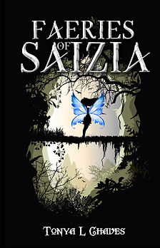 Faeries of Saizia Cover