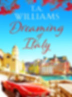 Dreaming of Italy Cover