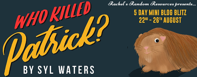 Who Killed Patrick? Banner
