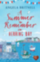 A Summer to Remember in Herring Bay Cover