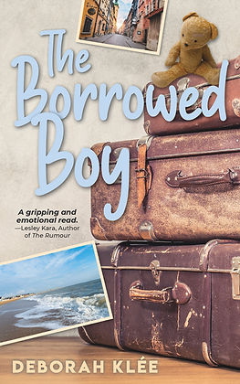 The Borrowed Boy Cover
