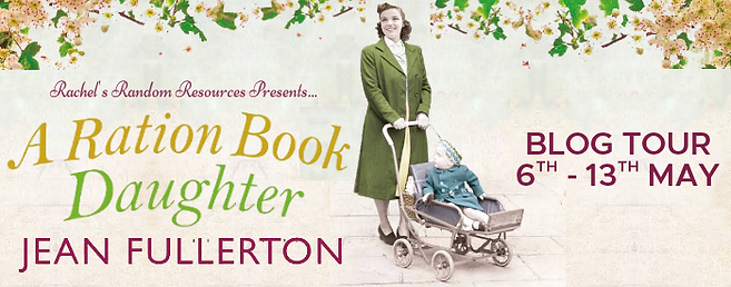 A Ration Book Daughter Banner