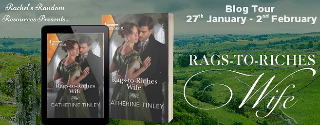 Rags to Riches Wife Banner
