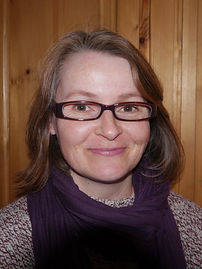 Rosie Hendry Author Photo