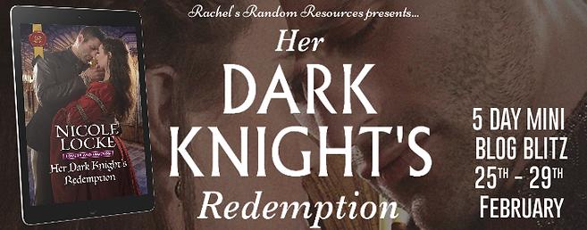 Her Dark Knight's Redemption Banner
