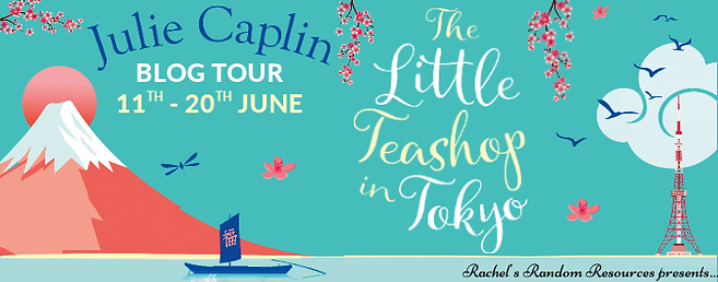 The Little Teashop in Tokyo Banner