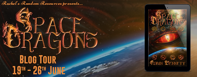 Space Dragons Banner