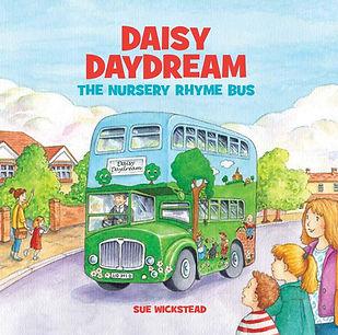 Daisy Daydream the Nursery Rhyme Bus Cover