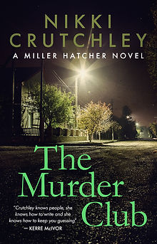 The Murder Club Cover