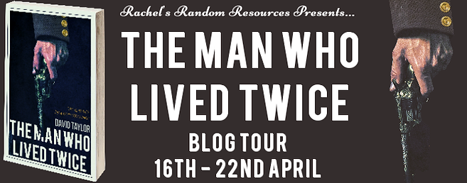 The Man Who Lived Twice Banner