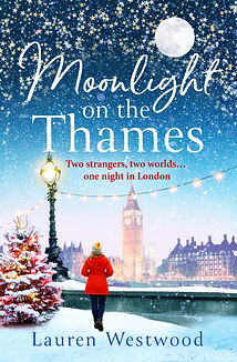 Moonlight on the Thames Cover