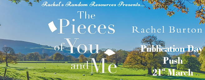 The Pieces of You and Me Banner