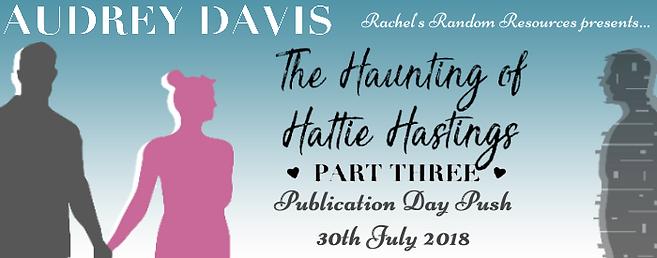 The Haunting of Hattie Hastings Banner