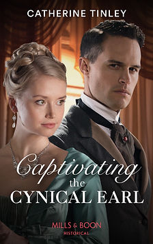 Captivating the Cynical Earl Cover