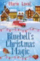Bluebell's Christmas Magic Cover