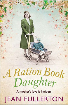 A Ration Book Daughter Cover