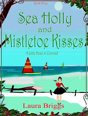 Sea Holly and Mistletoe Kisses Cover