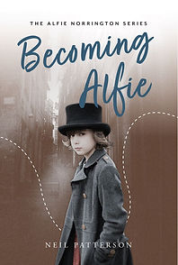 Becoming Alfie Cover