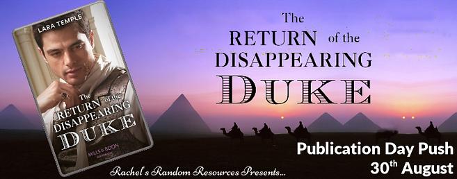 The Return of the Disappearing Duke Banner