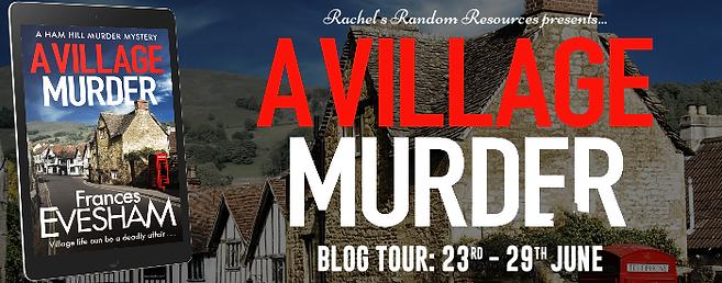A Village Murder Banner