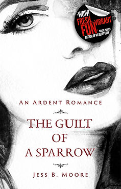 The Guilt of a Sparrow Cover