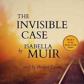 The Invisible Case Audio Cover